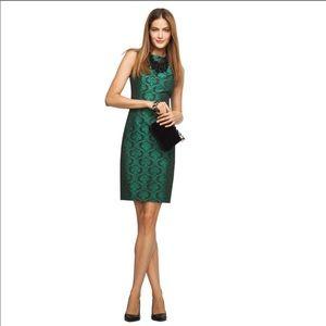 NWT L'Wren Scott Banana Republic jacquard dress